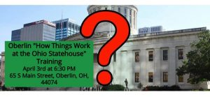 How Things Work At Ohio Statehouse