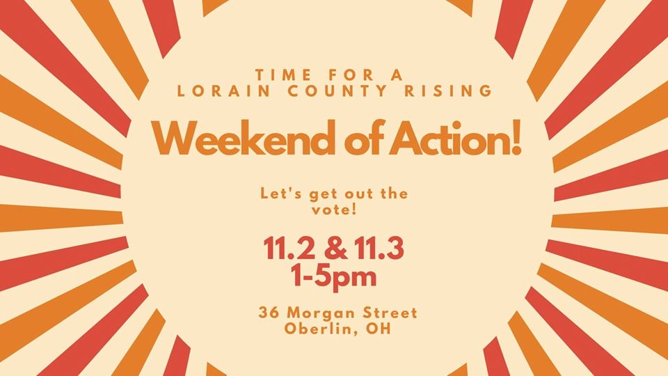 LCR Day of Action November 2019